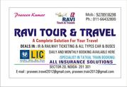 We provide train,  air ticket in very cheap rate,  car rental & bus serv