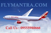 Festival Offer to book Flight e-Ticket from Fly Mantra @ 09555980666