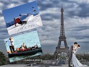 Switzerland Paris Italy Honeymoon Tour Packages from Delhi India